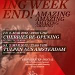 Cherries Bar Re-Opening