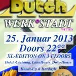 ROYAL Dutch WERKSTADT WITTEN 1
