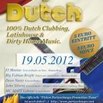 Royal Dutch mit EclecticRadio.nl