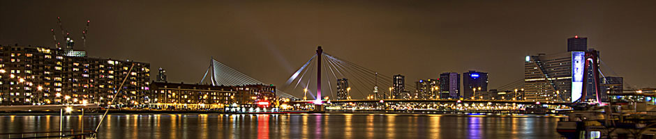 Gewinne ein Shopping und Clubbing- Wochenende in Rotterdam!