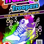 Trashpop Troopers - Front