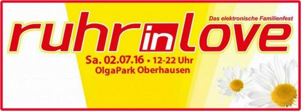 Maddox-Events auf der Ruhr in Love 2016