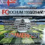 Sommerfest 2016 beim FC Bochum 1910/21 e.V.