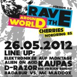 Rave Around The World 2
