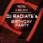 Radiate party 2
