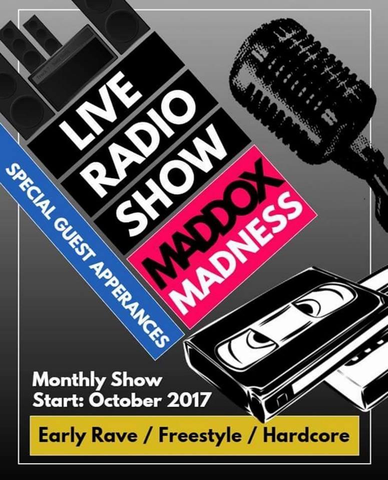 RadioShow Maddox